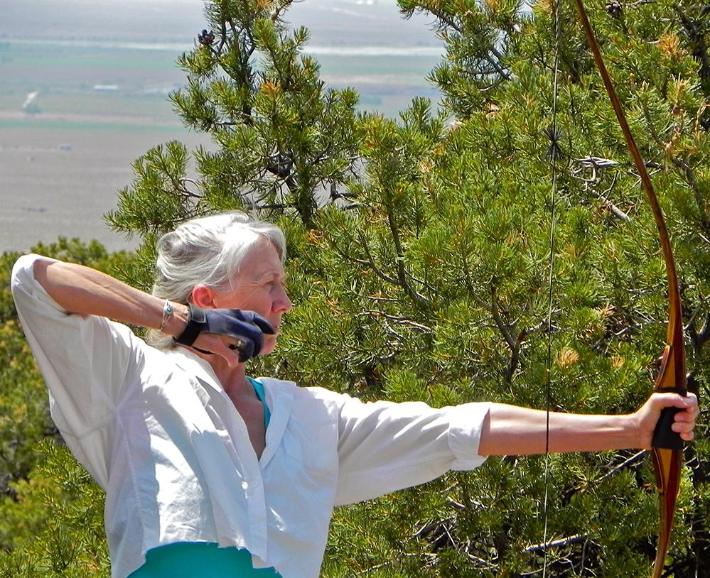 Patricia Eagle, archery